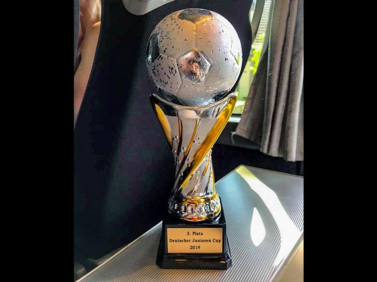 Deutscher Junioren Cup i Bremen - 2