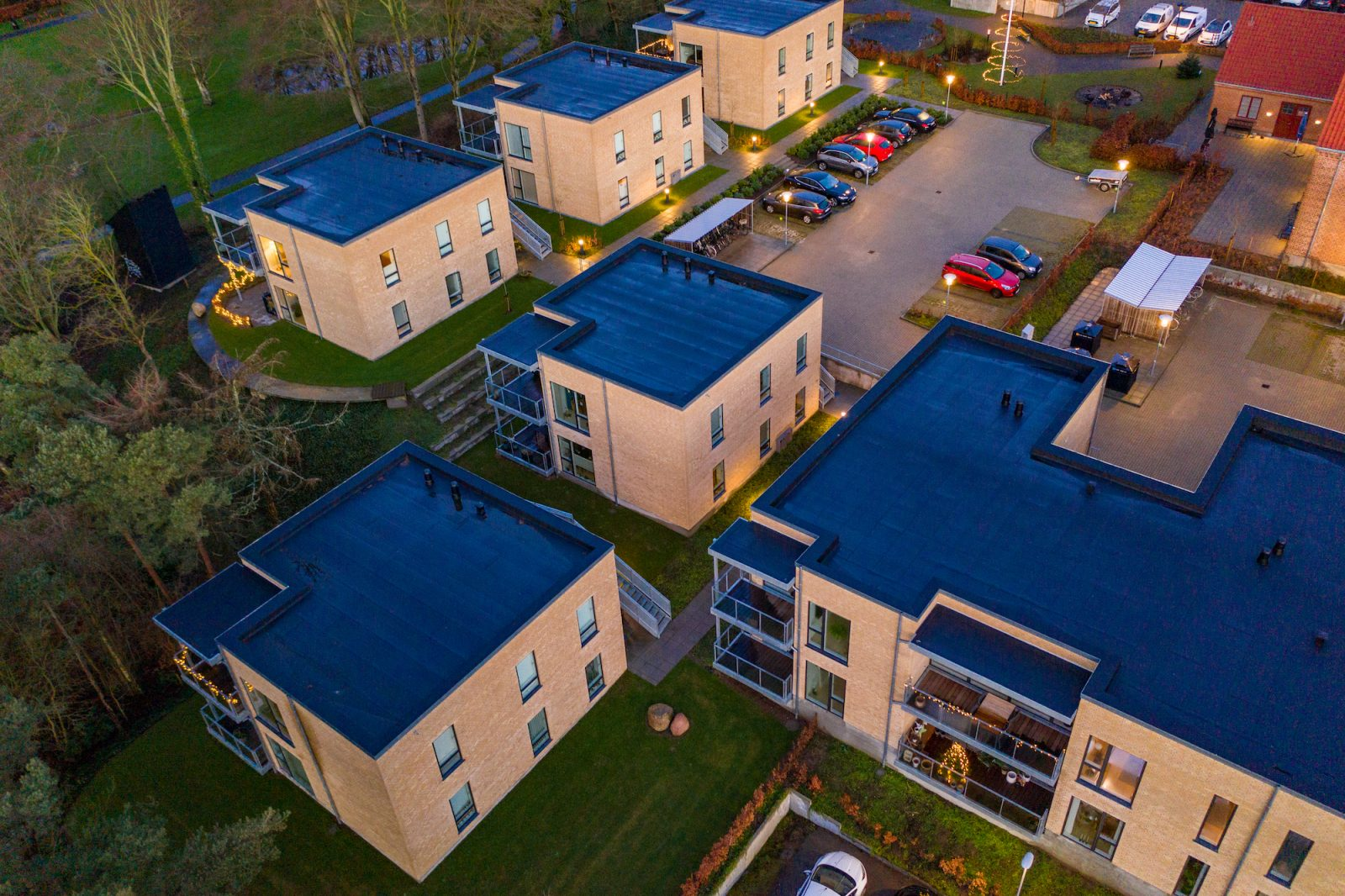 Bygninger på Thorsvej - Safe-con - 4