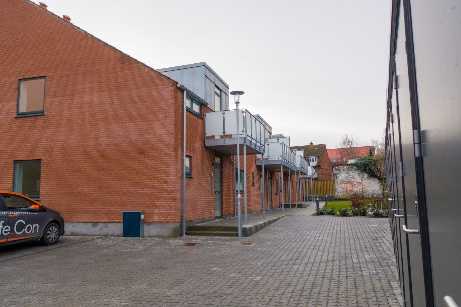 Lejligheder på Kochsgade i odense - Safe-con - 24