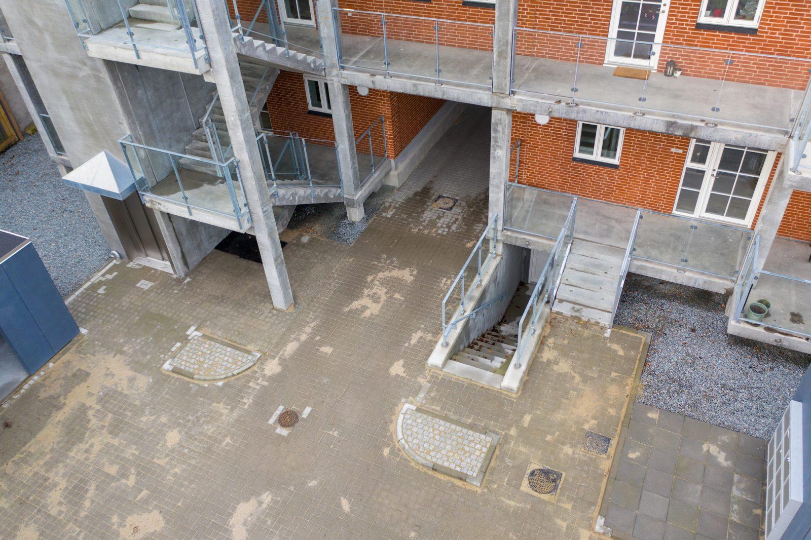Lejligheder på Kochsgade i odense - Safe-con - 2