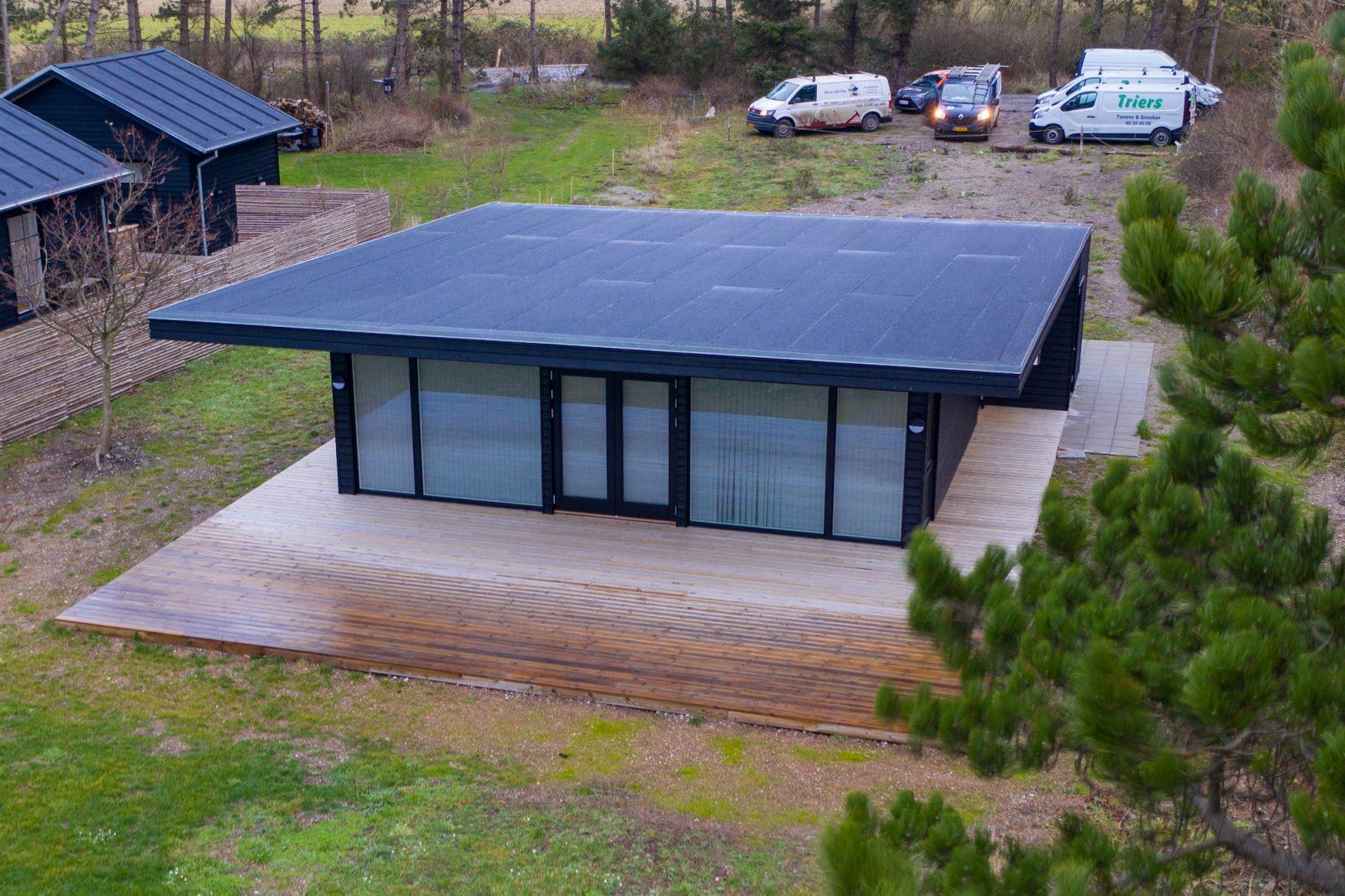 Sommerhus på Fløjelsgræsset - Safe-con - 7