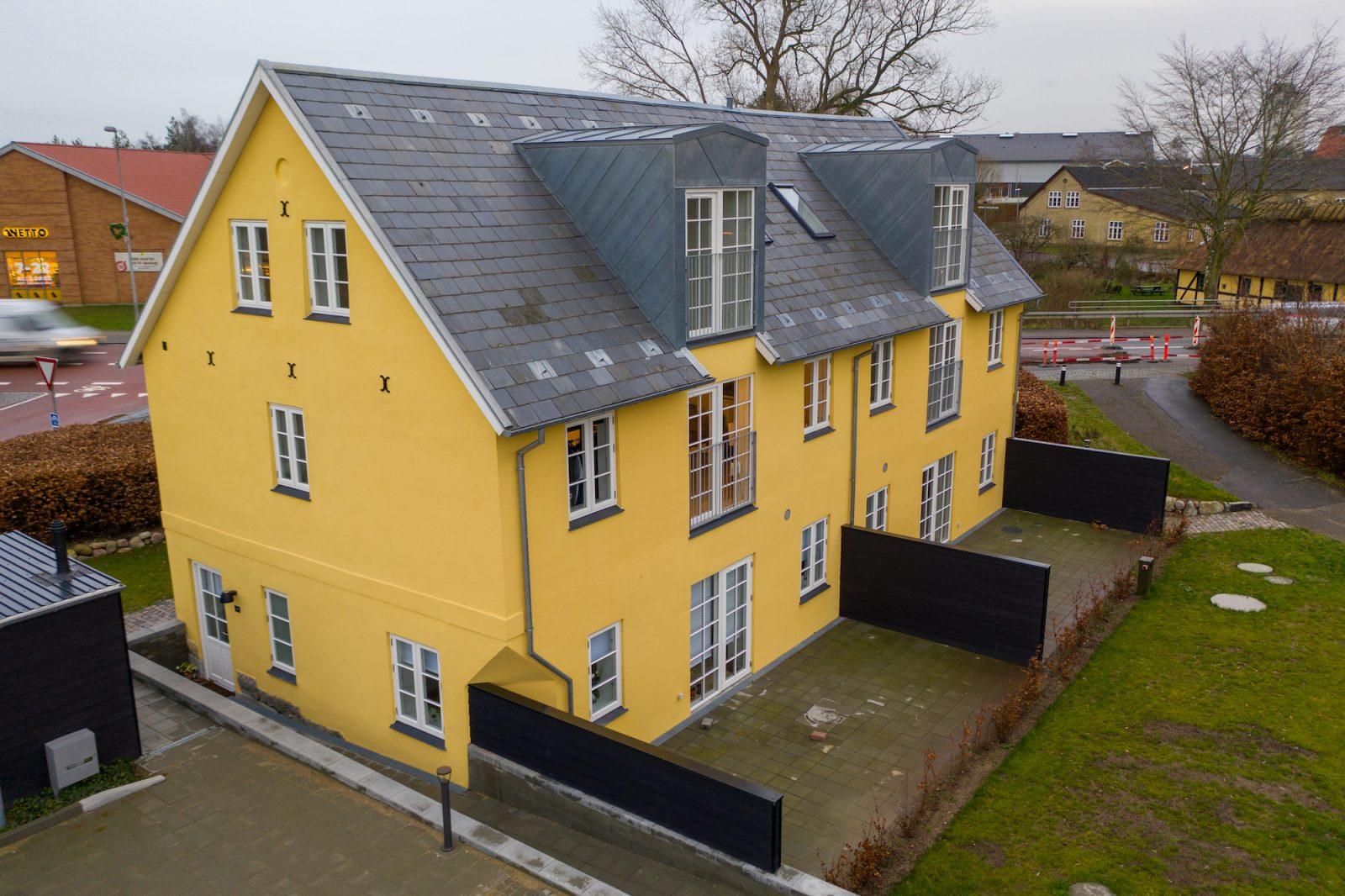 Bygning i Hulvejen - Safe-con - 10