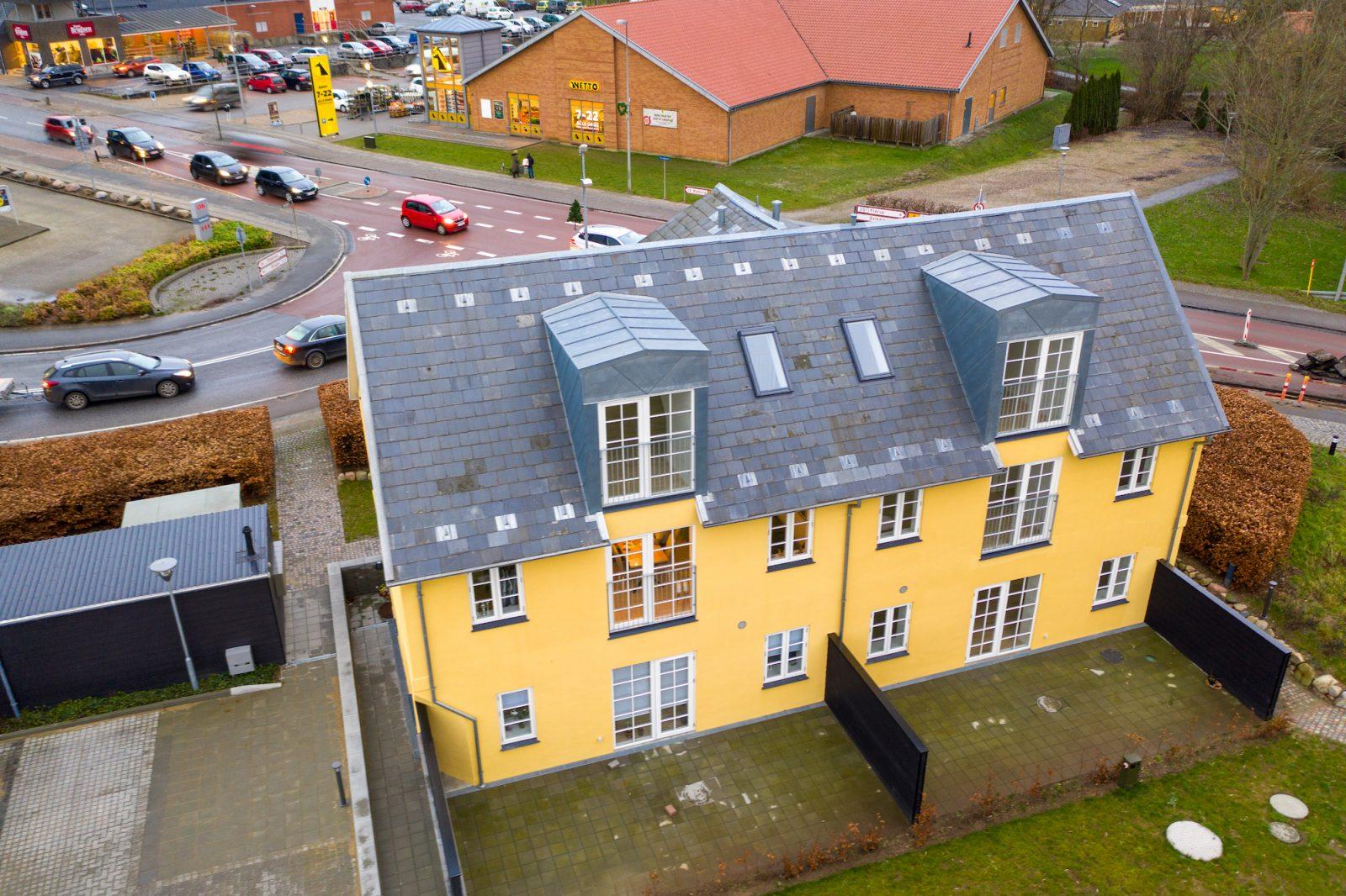 Bygning i Hulvejen - Safe-con - 8