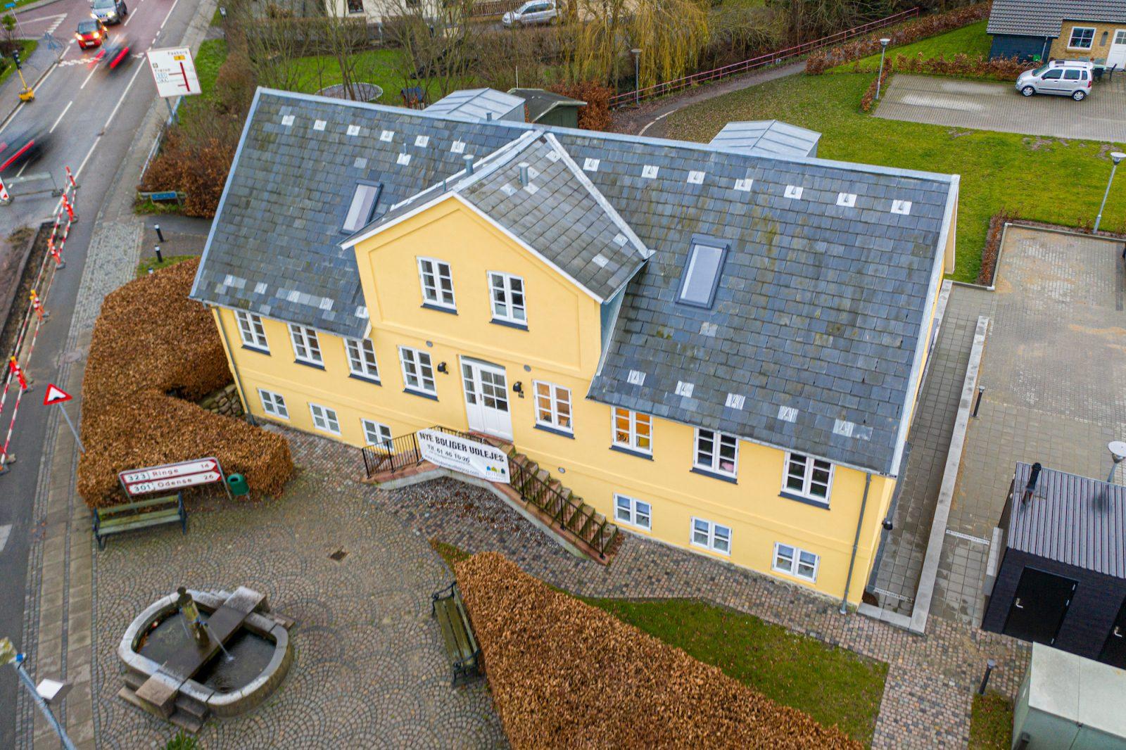 Bygning i Hulvejen - Safe-con - 7