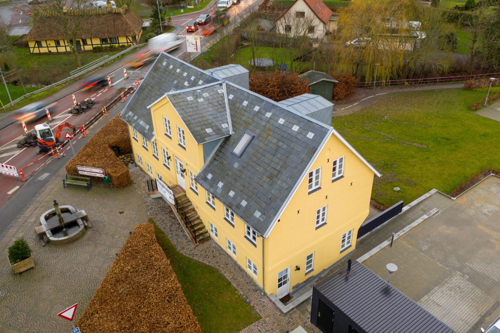 Bygning i Hulvejen - Safe-con - 6