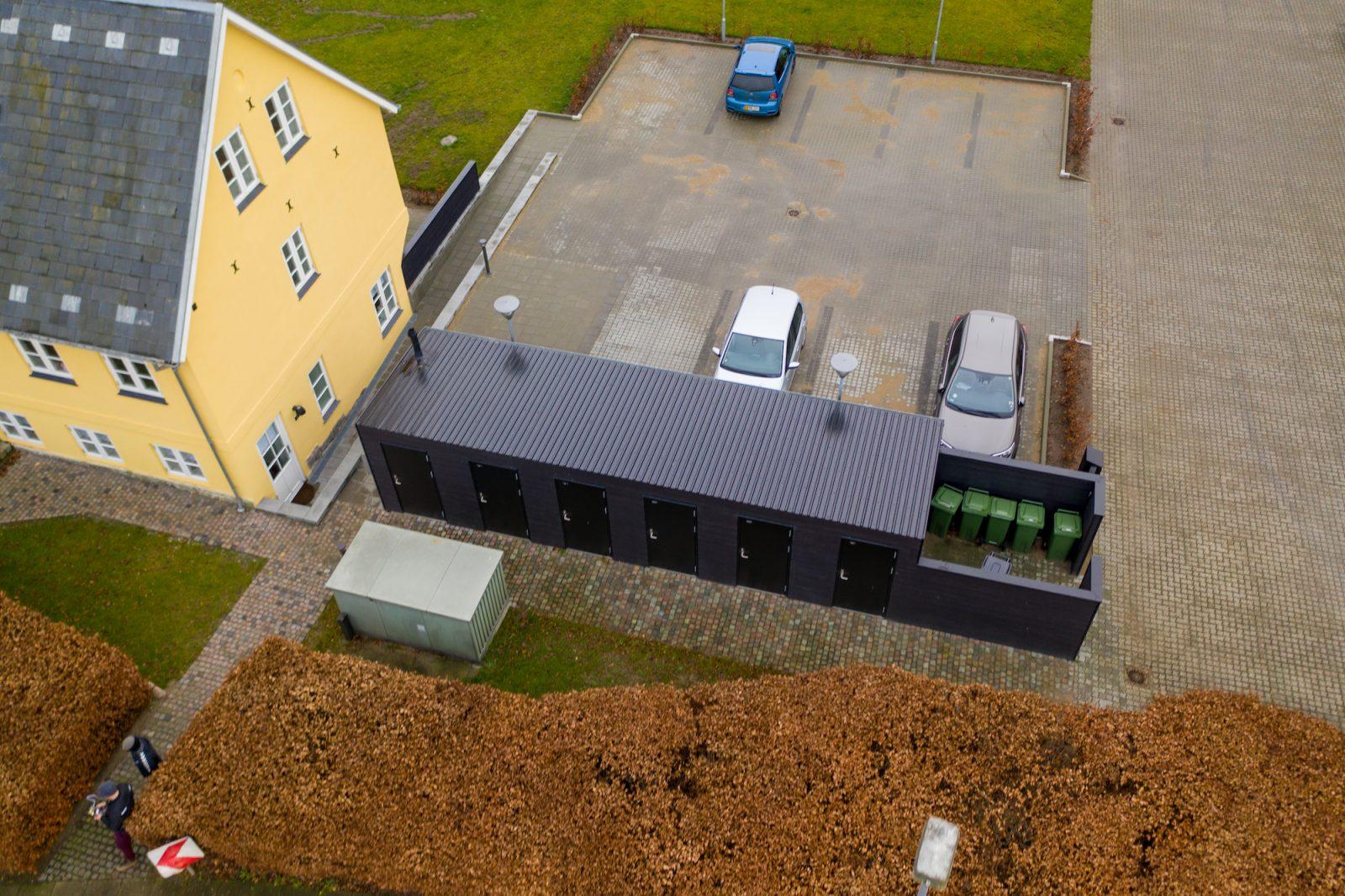 Bygning i Hulvejen - Safe-con - 5