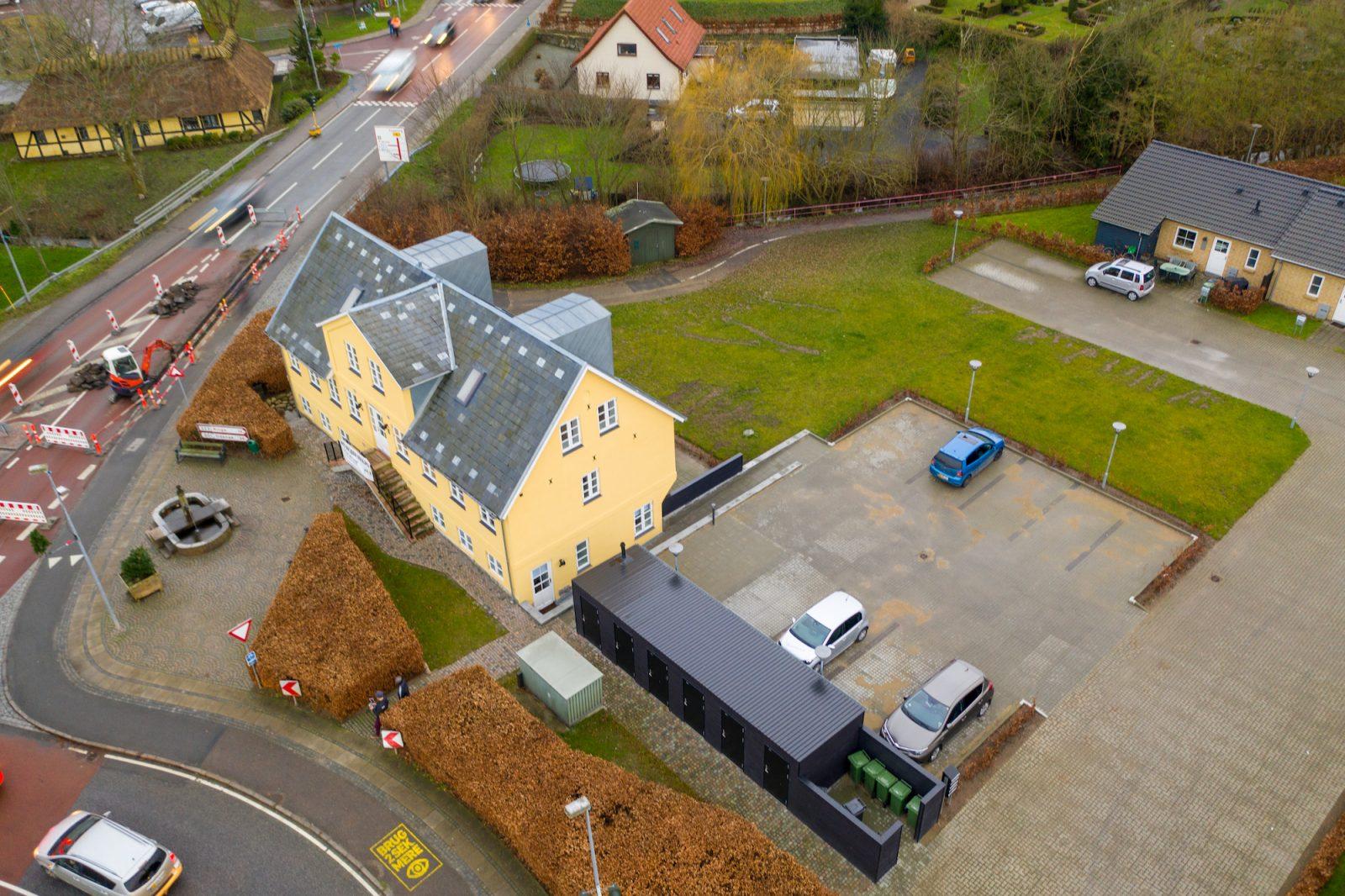 Bygning i Hulvejen - Safe-con - 4