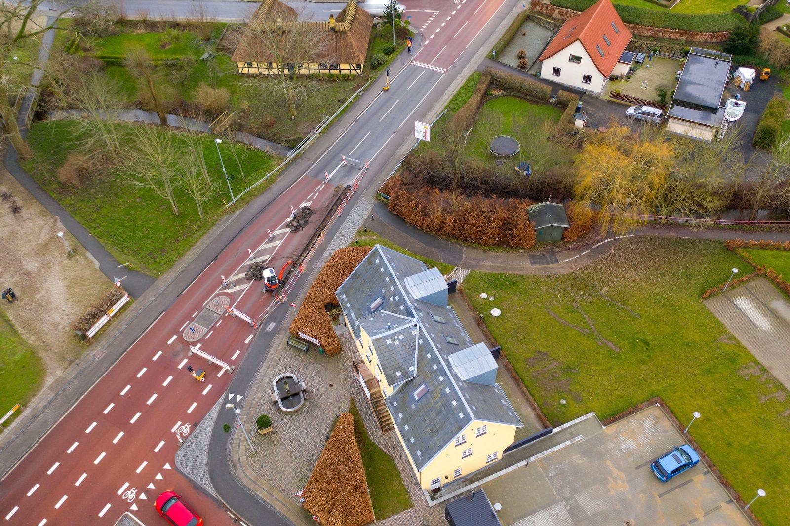 Bygning i Hulvejen - Safe-con - 3