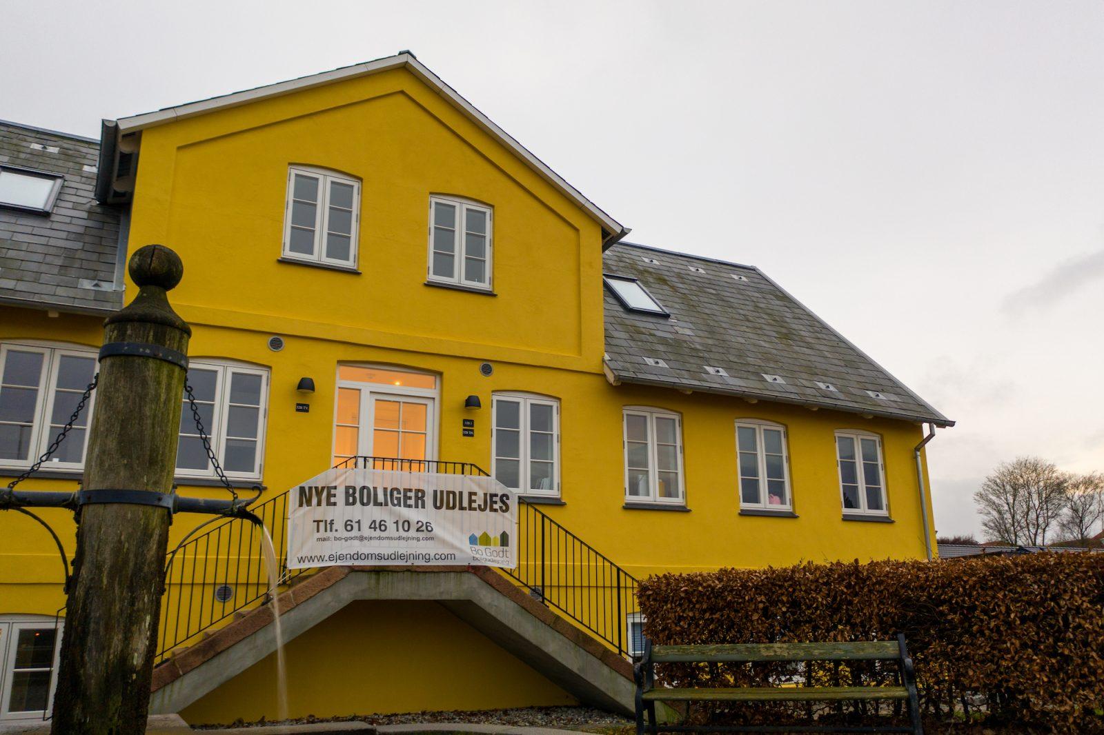 Bygning i Hulvejen - Safe-con - 1