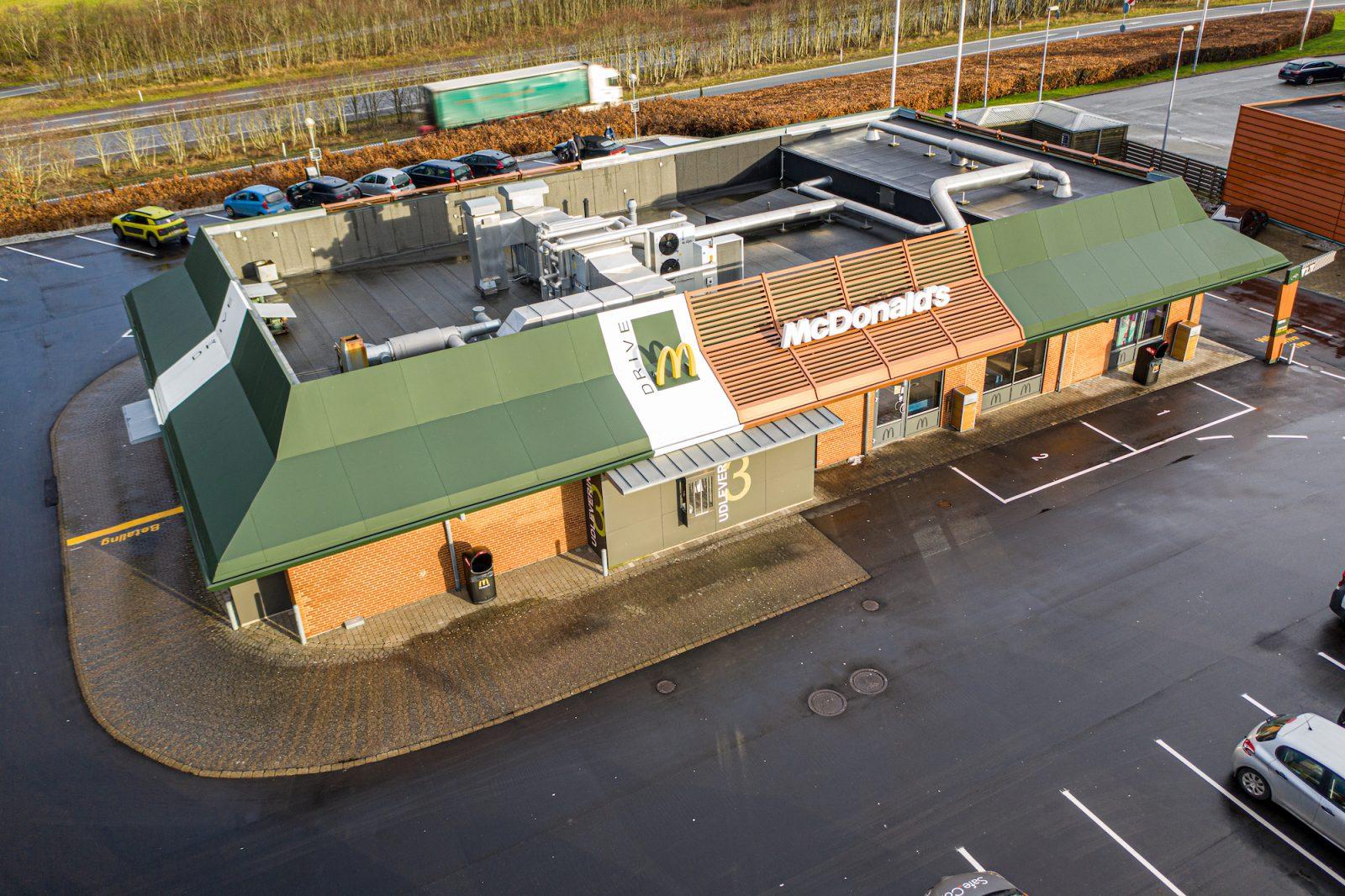 McDonalds Vejen-1