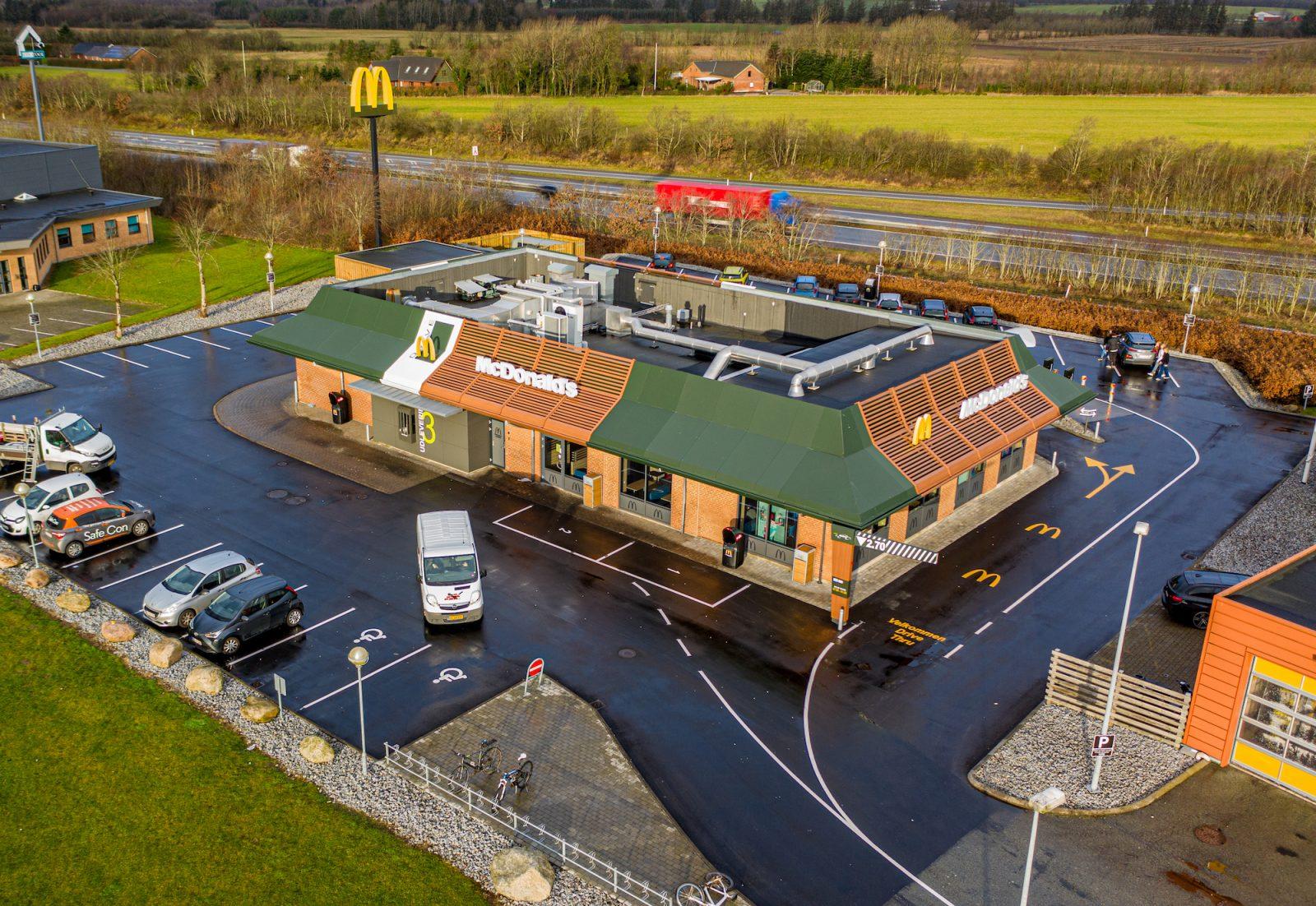 McDonalds i Vejen - Safe-com - 2